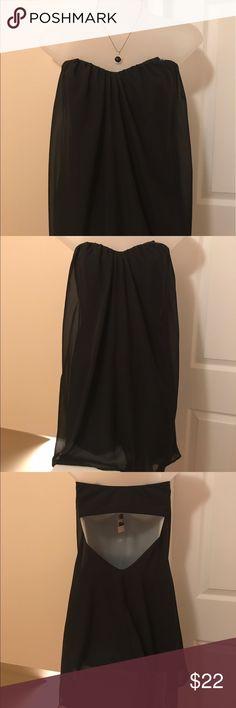 Little Black Dress from Pitaya Size small LBD from Pitaya! Never been worn. Perfect for summer! ☀️ Pitaya Dresses Mini