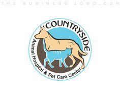 Logo Design Services, Custom Logo Design, Company Logo Samples, Business Logo Design, Animal Logo, Pet Care, Pets, Logos, Gallery