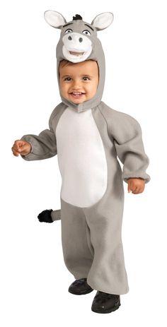 Donkey Halloween costume inspired by Shrek!