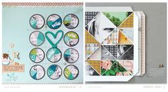 Have you tried the Digital Layout Templates in the shop? They are a fabulous way to showcase your images and make a great base to build a page upon. You can also take the layouts to the next level by personalizing them or mixing in other digital elements like stamp brushes. So many possibilities! Today, Catherine Davis is sharing a video tutorial on how to get the most out of the templates.