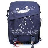 My Neighbor Totoro Large School Backpack Shoulder Messenger Bag