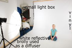 Great lighting setup tips