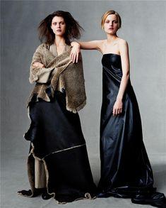 Ann Demeulemeester Retrospective -from US Vogue, 1999 - StyleZeitgeist