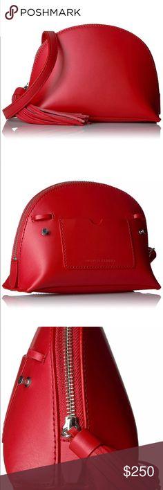 Red LOEFFLER RANDALL purse Gorgeous LOEFFLER Randall crossbody Loeffler Randall Bags Crossbody Bags
