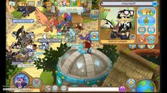 animaljam- gingerbreadhouse trade to get featherd mask- blue