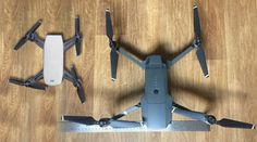DJI appears to be about to launch a drone even smaller than the Mavic Pro. Supposedly called the Spark, pics of the little drone have been popping up on several sites, though DJI has yet to officially announce it. Buy Drone, Drone For Sale, Drone Diy, Mavic Drone, Pilot, Small Drones, Cool Tech Gadgets, Drone Technology, Technology Gadgets