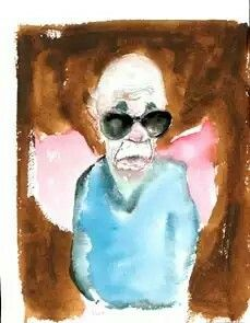 Hermenegildo Sabat Painting, Art, Caricatures, Drawings, Portraits, Dots, Illustrations, Art Background, Painting Art