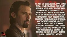 Discover and share the most famous quotes from the TV show This Is Us. Tv Show Quotes, Movie Quotes, Most Famous Quotes, Movie Club, Milo Ventimiglia, Brother Quotes, Healthy Marriage, Movie Lines, Television Program