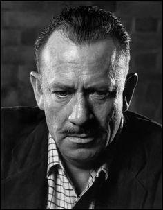 Philippe Halsman, John Steinbeck, 1953