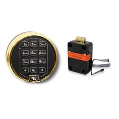 sargent greenleaf electronic lock 6120 push button keypad executive anvil