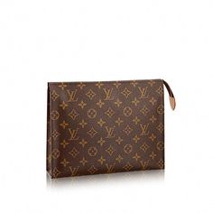 b458d16581d4 Toiletry Pouch 26 Monogram in WOMEN s TRAVEL collections by Louis Vuitton   Louisvuittonhandbags