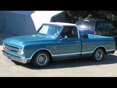 67 Chevy Truck, Chevy C10, Chevy Pickups, Chevrolet Trucks, Lowered Trucks, C10 Trucks, Hot Rod Trucks, Lowered C10, Classic Pickup Trucks