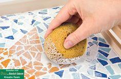 Workshop : Mosaik legen