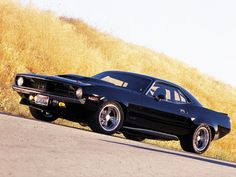 Classic Muscle - Post Pics Of The Baddest Camaro/Cuda! - Please post pics of what you think is the baddest Camaro/Cuda you have ever seen! Plymouth Barracuda, Rat Rods, My Dream Car, Dream Cars, Automobile, Us Cars, American Muscle Cars, Sexy Cars, Car Car