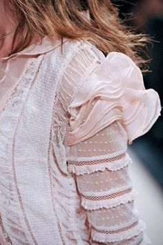 Isabel Marant. Dotted lace. Drooooool