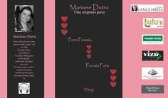 """portfólio: Banner desenvolvido para Divulgação do livro """"Pura..."""