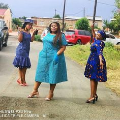 African Fashion Skirts, African Wear Dresses, African Attire, Pedi Traditional Attire, Traditional Dresses Designs, Seshoeshoe Dresses, African Dress Patterns, African Traditional Wear, Shweshwe Dresses