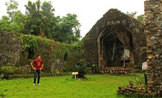 Pudtol Church Ruins by Edgar Alan Zeta-Yap (Pudtol, Apayao, Philippines)