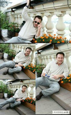 Christian Slater, Garden Sculpture, Celebs, Hot, Outdoor Decor, People, Home Decor, Style, Celebrities