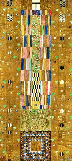 Gustav Klimt - The Knight