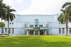 The Fillmore Miami Beach at the Jackie Gleason Theater is one of the city's remaining Art Deco gems