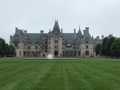 The Biltmore Estate - a national treasure, steeped in history.