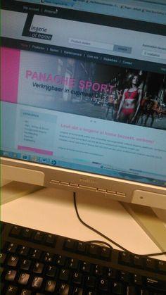 De nieuwe #site is #online en hij is erg mooi geworden! Bekijk hem zelf ook: www.lingerie-athome.nl  #webshop #lingerie #badmode #bikini #winkelen #shopping