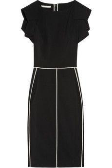 Berardi wool-twill pencil dress...not sure i would wear wool in S. louisiana, but it is gorgeous!