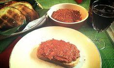 Tatárbifsztek Angus marhából Barbecue, Steak, Food And Drink, Cooking Recipes, Keto, Foods, Drinks, Food Food, Drinking