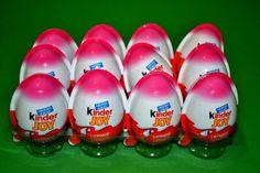 10 Eggs KINDER JOY 20g Girls Toys Chocolate Surprise Eggs -WINX CLUB Ferrero #Ferrero