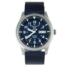 Seiko 5 Automatic 100m Mens Watch SNZG11 SNZG11J1