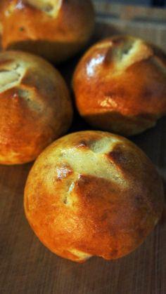 Receita de Pão Pretzel