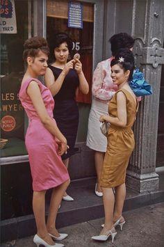 NYC, 1963.