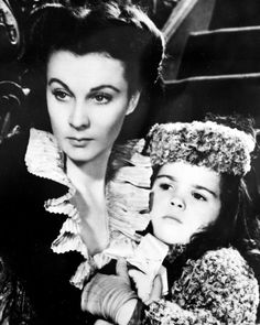 Vivien Leigh and Cammie King, Gone With the Wind