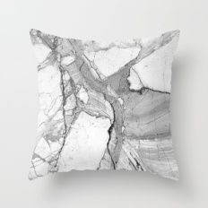 Design your everyday with abstract throw pillows you'll love for your couch or bed. Pillow Cover Design, Throw Pillow Covers, Grey Couches, Modern Throw Pillows, Marble Texture, Marble Print, New Room, Decor Styles, Printing On Fabric