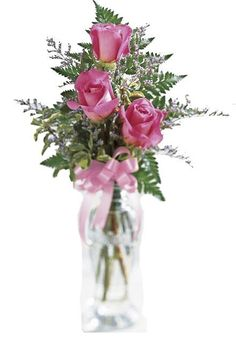 Your Valentine will love the Delight Rose Vase Bouquet from Brant Florist online worldwide florist. Rose Delivery, Flower Delivery, All Flowers, Beautiful Flowers, Send Roses, Virtual Flowers, Online Florist, Valentines Flowers, Rose Arrangements