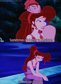 Disney tells you what you need to hear.