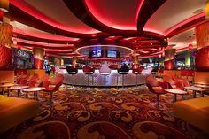 Lounge Decor Design   Bar Theming   Bar Decor   Casino Design   Bar Design   Route 66 Casino   Flickr - Photo Sharing!