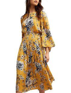 Print Femme Dress