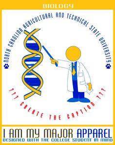 I AM: BIOLOGY