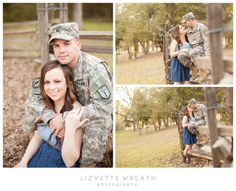 Military engagement session ideas by Tampa, Fl photographer Lizvette Wreath #army #armyfiance #couples #engagement