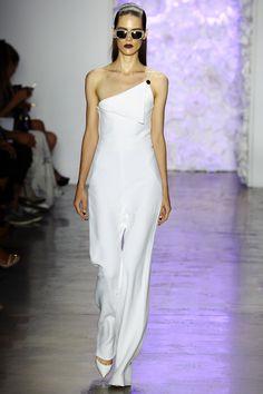Cushnie et Ochs Spring 2016 Ready-to-Wear Fashion Show - Taja Feistner