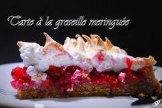 Craquante, fondante, sucrée et acidulée...le bonheur est dans la tarte !