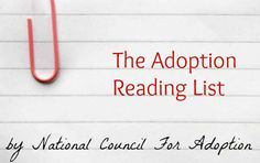 Check out our recommended reading list on all things #adoption! The books on our list explore intercountry adoption, infant adoption, transracial adoption, and other topics you may have questions about. Follow us on GoodReads to keep up-to-date on our new faves!