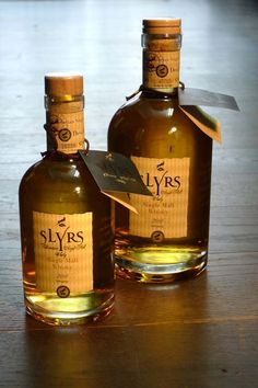 Slyrs, Single Malt Whisky