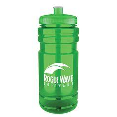 Surf Bottle-Push Pull Lid-20 oz