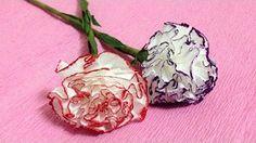 How to make 3d origami flower vase v6 diy paper flower vase how to make paper flowers youtube mightylinksfo