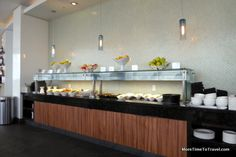 Centurion Lounge at Miami International Airport: Yes, there is a such a thing as a free lunch - More Time to Travel