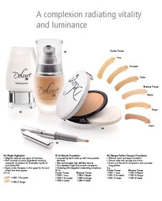 """""""Deluxe"""" Face:  Perfect Eye-& Lipbase (11005)  Luminous Primer (11069)  Fast Wrinkle-Filler (11063)  Bright Highlighter (11062)  A Miracle Foundation Make Up SPF 20 (11060)  Always Perfect Compact Make-Up (11061)  Glamorous Blush (11066)  Always Summer Bronzer (11065)  The all-rounder, secret Multicolour (11068)  The Specialist DuoColour (11074)  Skin Perfect Micro Powder (11072).  All this you can find in www.lrworldshop.com Lr Beauty, Wrinkle Filler, Perfect Eyes, Powerlifting, Bronzer, Blush, Make Up, Lipstick, Glamour"""