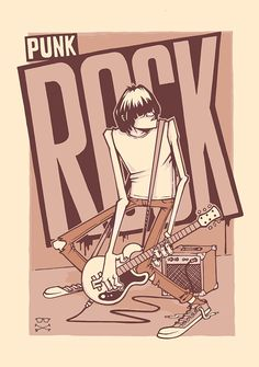 Tribute to the RAMONES. on Behance